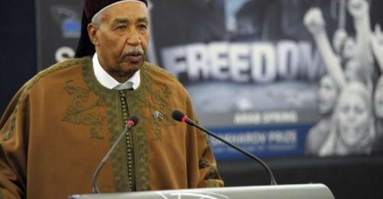 Sheikh Ahmed Zubair (pictured in 2011) was elected as leader of the region, the statement said.  By Frederick Florin (AFP/File)