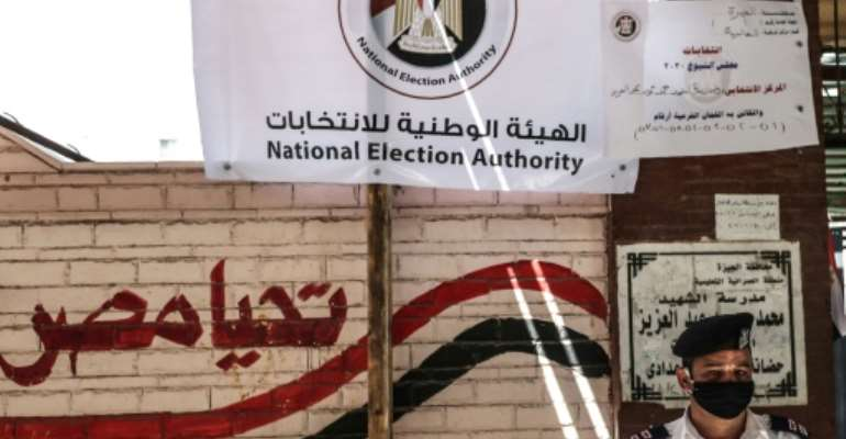 Egyptians go to the polls this weekend for the second time this year, to elect a new lower house of parliament, after August's low-key ballot for the upper house Senate.  By Mohamed el-Shahed (AFP)