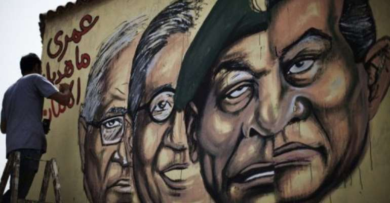 The election caps a rollercoaster transition, marked by political upheaval and bloodshed.  By Marco Longari (AFP)