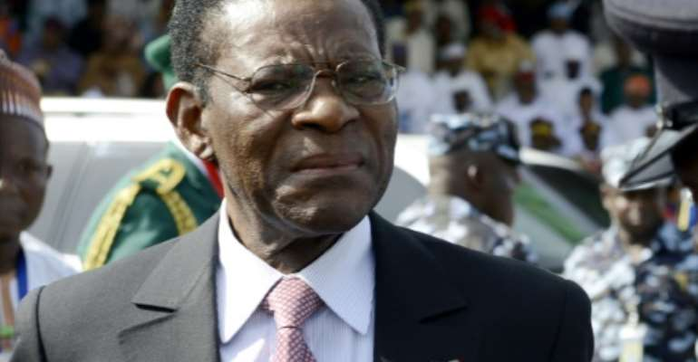 Equatorial Guinea has launched a dragnet for