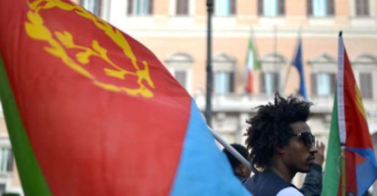 ITALY-EU-ERITREA-IMMIGRATION.  By Gabriel Bouys (AFP)