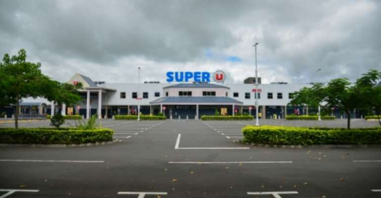 Even supermarkets had been closed for ten days in Mauritius in its bid to slow the coronavirus spread.  By BEEKASH_ROOPUN (AFP)