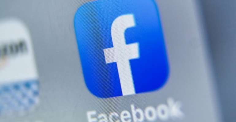 Facebook contended that knowing a user's whereabouts has benefits ranging from showing ads for nearby shops to fighting hackers.  By DENIS CHARLET (AFP/File)