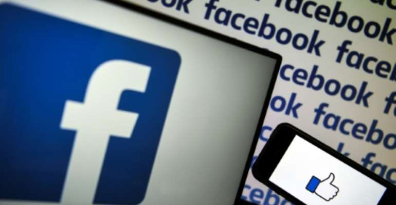 Facebook said it blocked accounts from Saudi Arabia and other countries in the region seeking to manipulate political conversation in the Arab-speaking world.  By LOIC VENANCE (AFP/File)