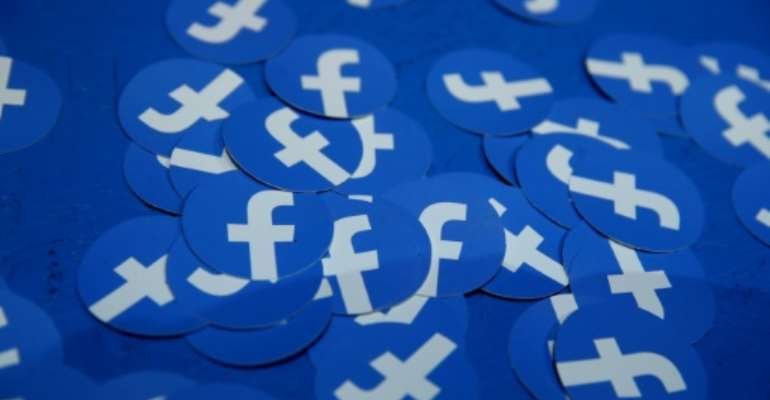 Facebook's own software automatically creates