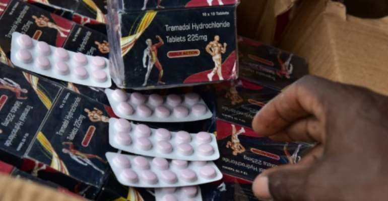 Fake medicines cause about 100,000 deaths a year in Africa, the World Health Organization says.  By ISSOUF SANOGO (AFP/File)