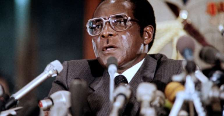 First heralded as a liberator who rid the former British colony Rhodesia of white-minority rule, Robert Mugabe will instead be remembered a despot.  By ALEXANDER JOE (AFP/File)