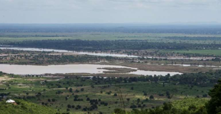 Floods have also hit southern Malawi, affecting almost a million people.  By AMOS GUMULIRA (AFP)