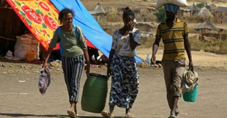 For more than three weeks now, Ethiopia and Tigray have engaged in fierce fighting that the International Crisis Group says has left thousands dead.  By ASHRAF SHAZLY (AFP)