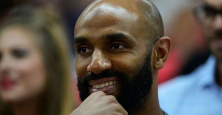 Former African Footballer of the Year Frederic Kanoute of Mali has mixed feeling about expanding the Cup of Nations to 24 teams.  By CRISTINA QUICLER (AFP/File)