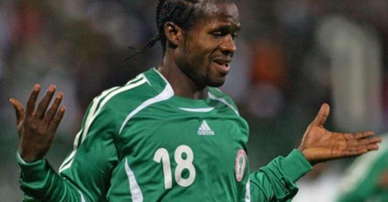 Former Nigeria midfielder Christian Obodo was abducted by gunmen in Warri on Sunday.  By ISSOUF SANOGO (AFP/File)