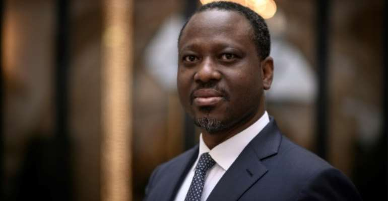 Former rebel leader Guillaume Soro (pictured January 2020) has insisted throughout the affair that the accusations he faces are designed to keep him out of the presidential race.  By Lionel BONAVENTURE (AFP/File)