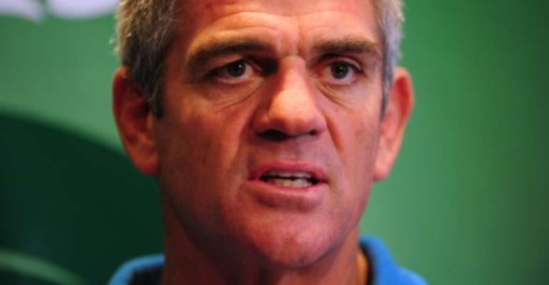 Former Springboks coach Nick Mallett was surprised by the British and Irish Lions' Test selections.  By MARTIN BUREAU (AFP)
