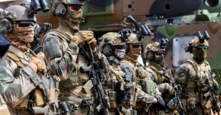 France has deployed 4,500 troops in the region.  By Alain JOCARD (AFP/File)