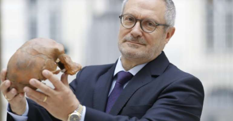 French paleoanthropologist Jean-Jacques Hublin, who led research on an exciting fossil discovery in Morocco, says the resulting findings see a move