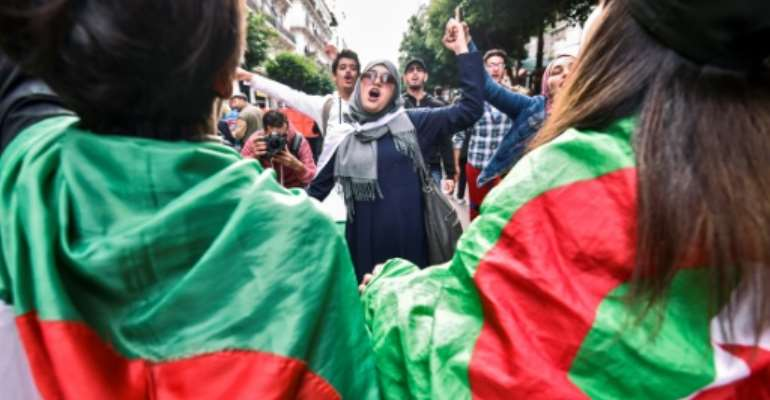 Friday will mark the 42nd consecutive Friday the Algerian