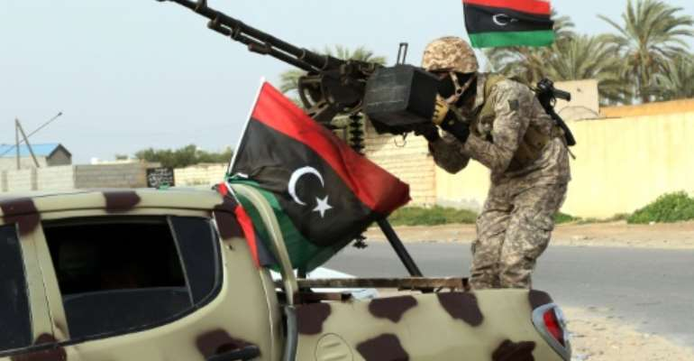 Libya has had two rival administrations since mid-2014 when a militia alliance overran the capital.  By Mahmud Turkia (AFP/File)