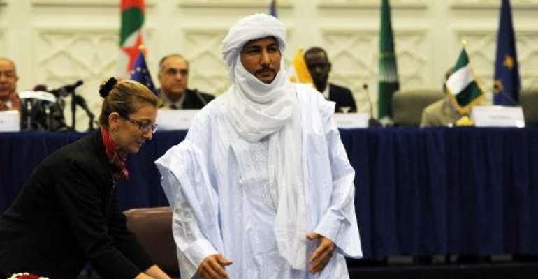 Head of Mali's main Tuareg-led rebels hopeful on peace deal