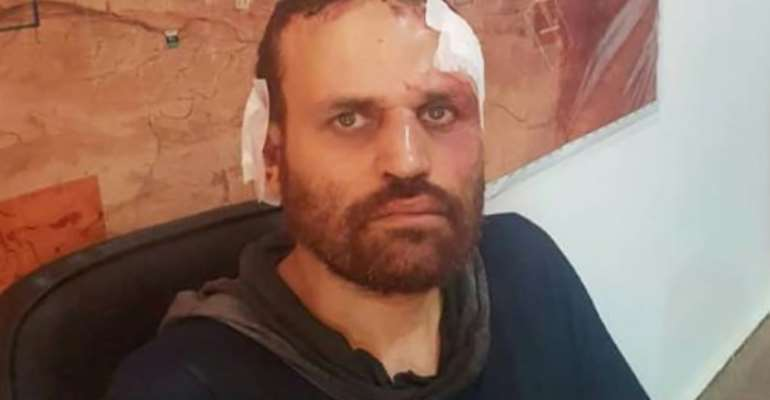 Hisham el-Ashmawy was sentenced to death in 2017 in absentia by an Egyptian military court over his involvement in attacking and killing soldiers at a checkpoint near the porous border with Libya.  By - (Libyan Armed Forces/AFP/File)