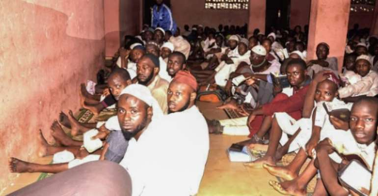 Hundreds of men and boys were found being held in atrocious conditions in a Kaduna compound described as a religious school and rehabilitation centre.  By - (AFP/File)