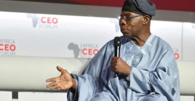 Democracy Taking Root In Africa: Nigerian Ex-Ruler Obasanjo