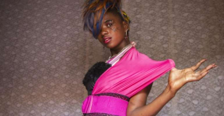 In 2014, Ugandan pop star Jemimah Kansiime was arrested for performing in a music video that showed her in her underwear.  By ISAAC KASAMANI (AFP/File)