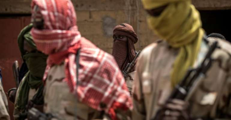 In Mali's Mopti region, the Fulani are the biggest ethnic group and the most numerous recruits to al-Qaeda-linked jihadist cells.  By Marco LONGARI (AFP)