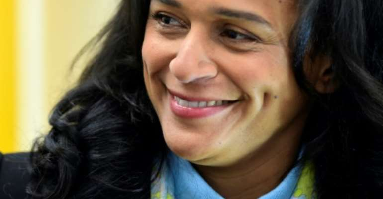 Isabel dos Santos is said to be the wealthiest woman in Africa.  By MIGUEL RIOPA (AFP/File)
