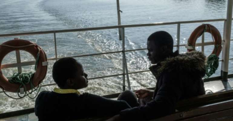It is not uncommon for ferries to capsize on Lake Victoria and the number of fatalities is often high due to a shortage of life jackets and the fact many local people cannot swim.  By Yasuyoshi CHIBA (AFP/File)