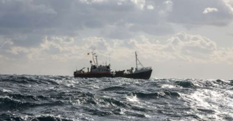 Italian officials seized a migrant rescue vessel, similar to the one pictured January 2019, as part of an investigation into illegal immigration filed against the ship's captain, but the sequestration order has been lifted.  By FEDERICO SCOPPA (AFP/File)