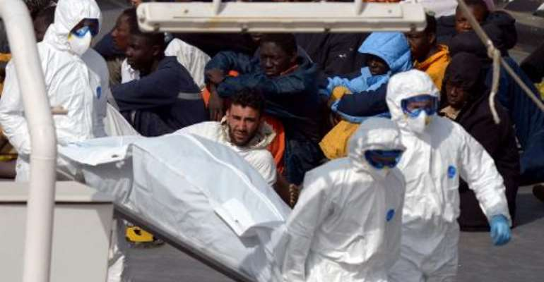 Italy for 'targeted interventions' against Libya people smugglers