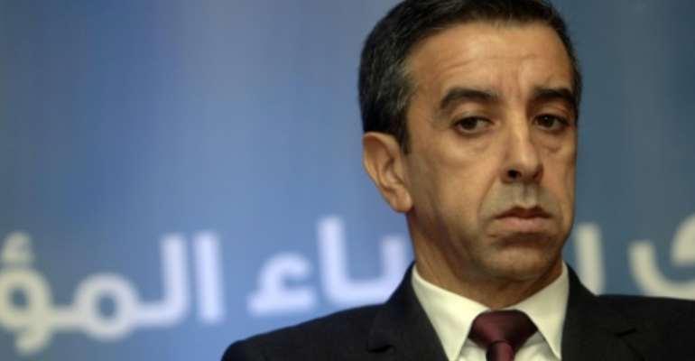 Jailed Algeria tycoon Ali Haddad was close to ousted president Abdelaziz Bouteflika.  By RYAD KRAMDI (AFP/File)