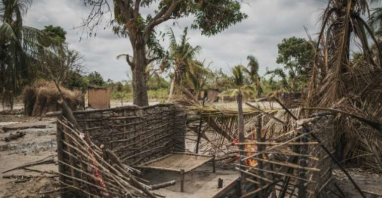 Jihadists have caused havoc in Cabo Delgado over the past three years, ravaging villages and towns.  By MARCO LONGARI (AFP/File)