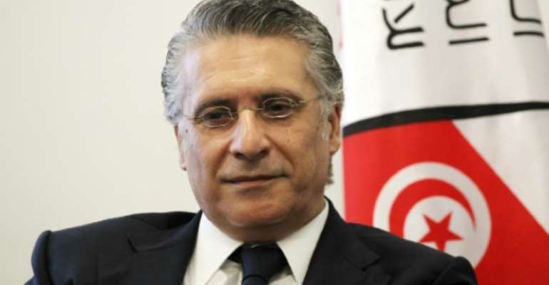 Karoui has said he is being targeted by