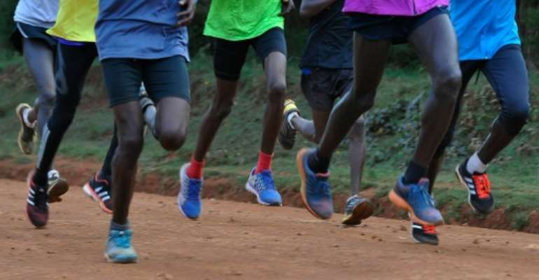 Many in Kenya fear doping is rife among their top-class runners, who have been the source of enormous national pride.  By Simon Maina (AFP/File)