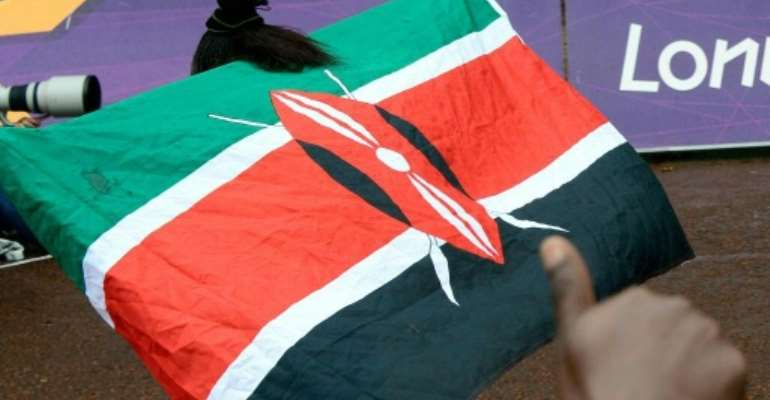 Kenya's athletics team could be banned from the Rio Olympics if their federation is found to be non-compliant with anti-doping rules, says Sebastian Coe.  By  (AFP/File)