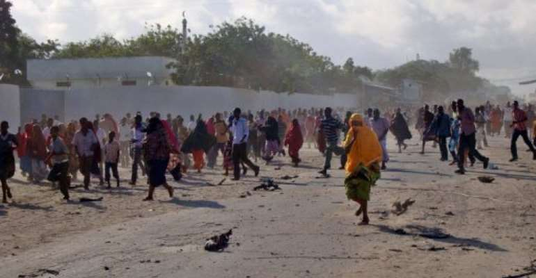 More than 50 insurgents were also injured.  By Abdiwahab Haji (AFP/File)
