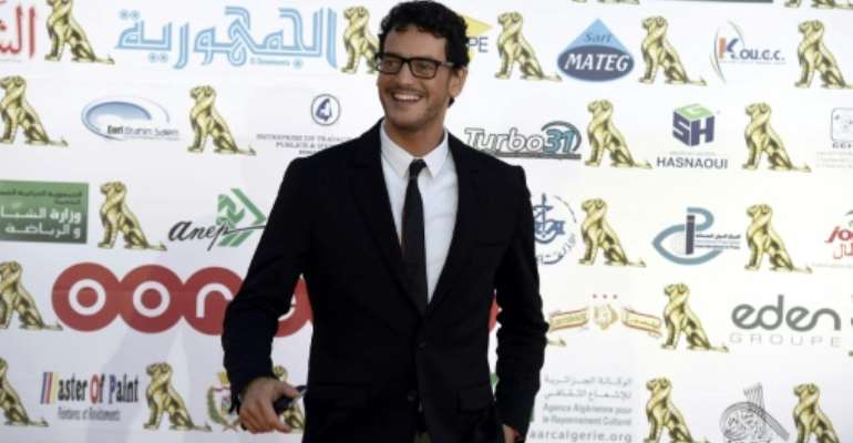 Khaled Abol Naga is one of two actors accused by Egypt's actors union of