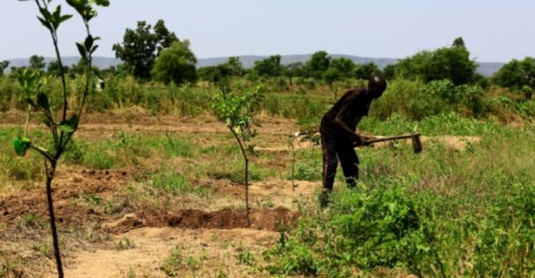 Land ownership was a main driver of the deadly conflict that broke out in Darfur in 2003.  By ASHRAF SHAZLY (AFP/File)
