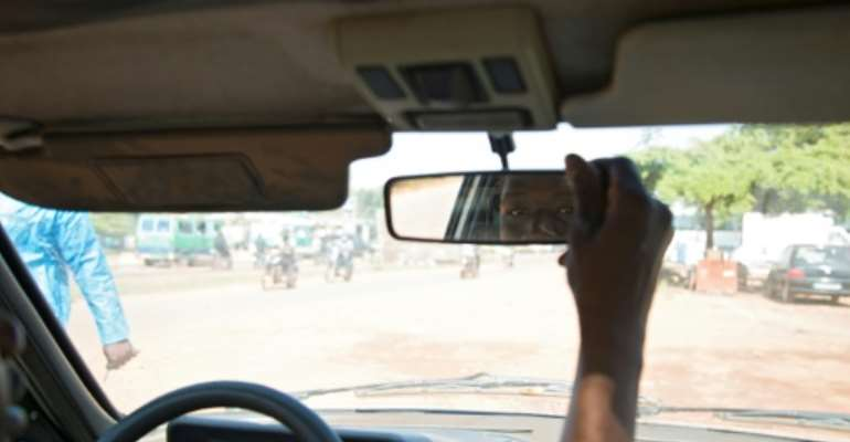 Learning to drive on Mali's chaotic roads requires steely nerves.  By ANNIE RISEMBERG (AFP)
