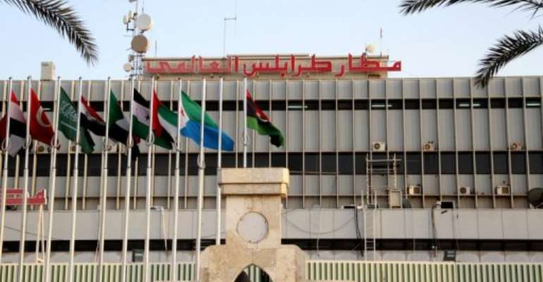 Libya's interim government took control of Tripoli International airport in April from a coalition of brigades.  By  (AFP/File)
