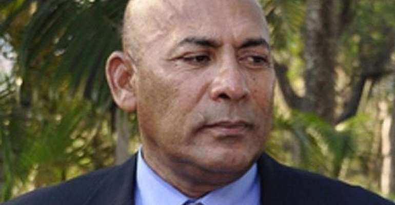 Madagascar's new Prime Minister Omer Beriziky.  By  (AFP/File)