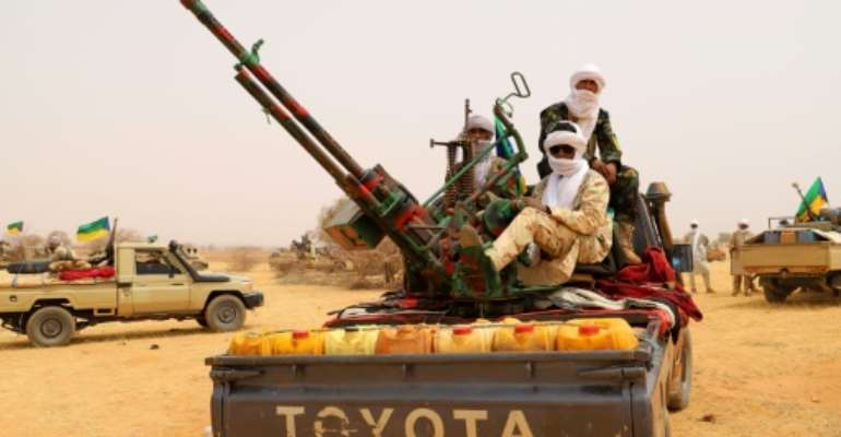 Mali has been in the grips of a jihadist insurgency since 2012.  By Souleymane Ag Anara (AFP/File)