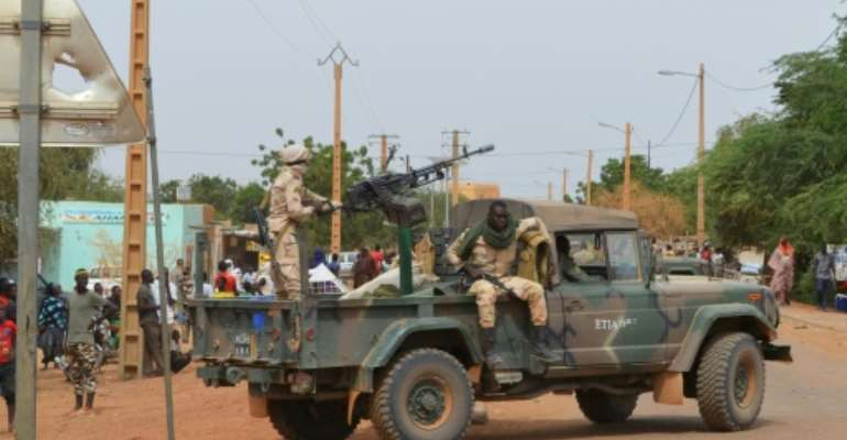 Mali has been struggling to return to stability after Islamist extremists took control of the north in early 2012.  By PHILIPPE DESMAZES (AFP/File)
