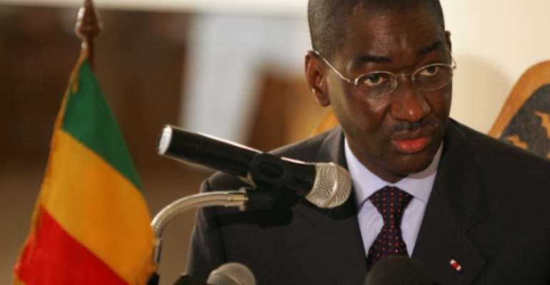 Mali's military junta has picked Moctar Ouane to lead a transition government.  By Georges GOBET (AFP/File)