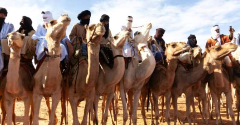 Mauritania is a vast, largely desert country  about as big as Egypt and twice the size of France with a population of just 4.5 million.  By Carmen Abd Ali, Carmen Abd Ali (AFP/File)