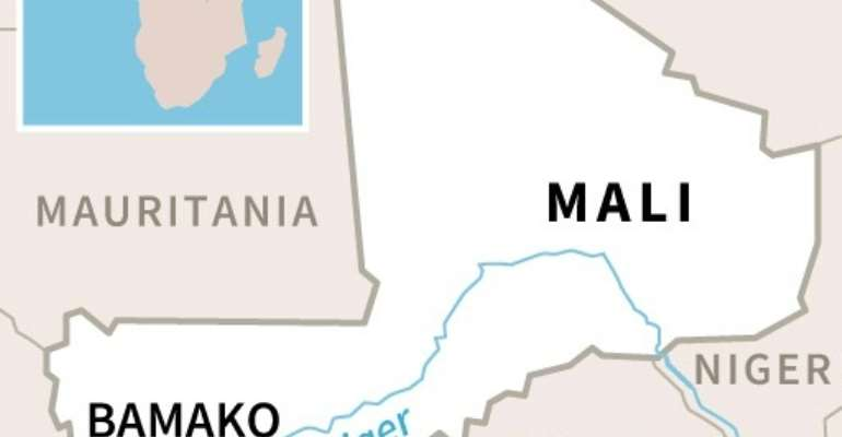 Militants raided a military outpost in the central Malian town of Sokoura, near the border with neighbouring Burkina Faso, killing nine soldiers, the army said in a statement.  By  (AFP/File)