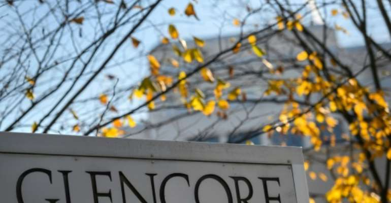 Mining giant Glencore last year temporarily shuttered two sites in Zambia after the Covid pandemic hit demand for copper.  By Fabrice COFFRINI (AFP/File)