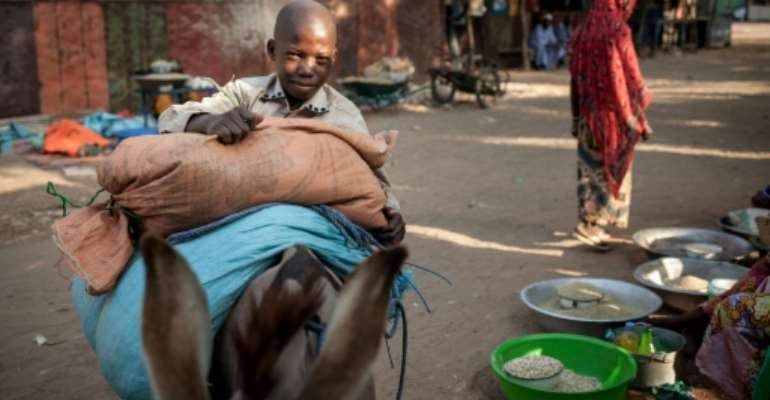 More than 1.8 million people in the Central African Republic are