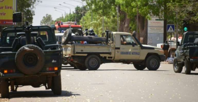 More than 300 people have been killed iN Burkina Faso in four years of jihadist attacks, and the capital Ouagadougou has been hit three times, most recently in March 2018.  By Ahmed OUOBA (AFP/File)